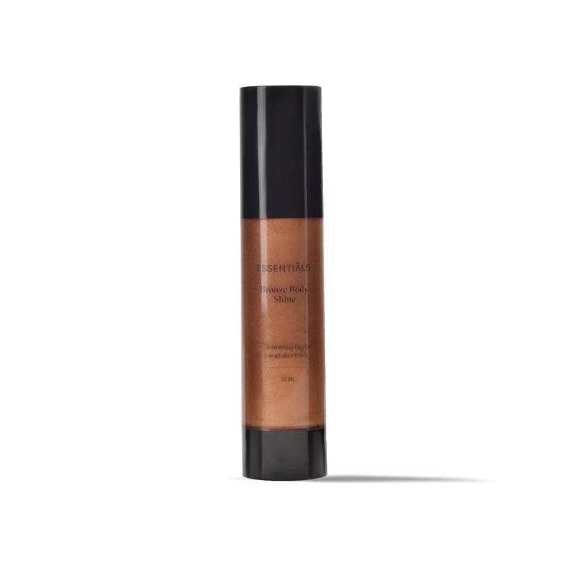 تان برونزى وملمع للجسم Honey Bronze رقم 2، 50 مل – Essentials - Glosscairo - Egypt