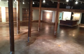 132  Stained Concrete Gallery 132