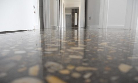 Fly Ash Concrete >> What's The Difference Between Terrazzo and Polished Concrete