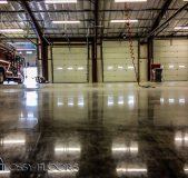 polished concrete Polished Concrete Gallery Centerton Fire Department 11