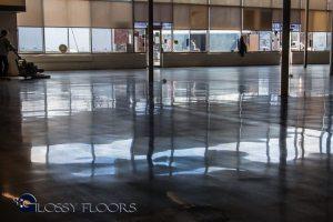 Sav-A-Lot Springfield Missouri - Polished Concrete Floors