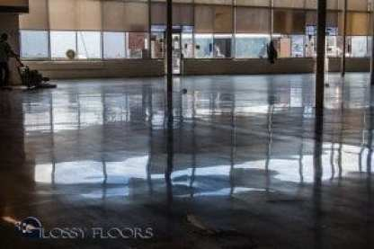 The cost of polished concrete