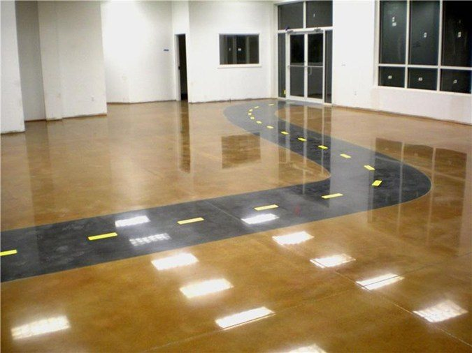 Stained Concrete Gallery Glossy Floors