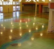 Stained Concrete Gallery Polished Concrete2