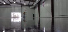 20141112_153052 commercial stained polished concrete slab Commercial Stained Polished Concrete Slab 20141112 153052