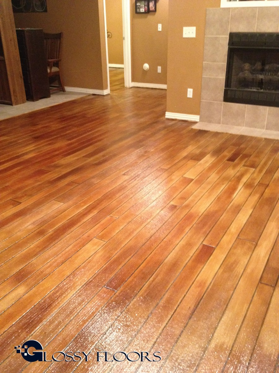 Kitchen concrete floor that looks like wood harmon concrete maintenance for concrete wood floors concrete wood floor concrete floors that look like wood concrete floors that look like wood 259 doublecrazyfo Images
