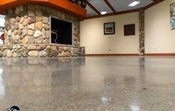 polished concrete Polished Concrete Gallery Ashley Furniture Monroe Louisiana 16
