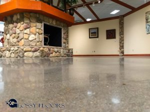 Ashley Furniture - Monroe Louisiana - Polished Concrete Floors polished concrete floors Ashley Furniture Polished Concrete Floors Ashley Furniture Monroe Louisiana 16 300x225