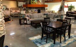 polished concrete Polished Concrete Gallery Ashley Furniture Monroe Louisiana 20