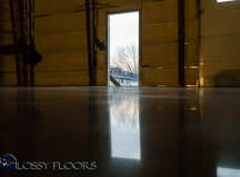 polished concrete Polished Concrete Gallery Polished Concrete Floors Gallatin Fire Department 4