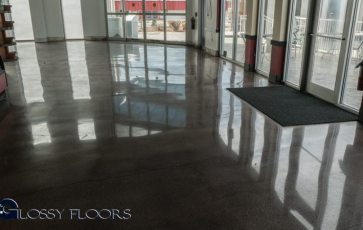 polished concrete Polished Concrete Gallery Polished Concrete Floors Branson Music Theater 30