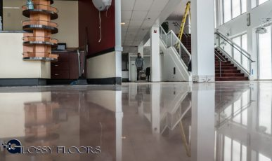 polished concrete Polished Concrete Gallery Polished Concrete Floors Branson Music Theater 36