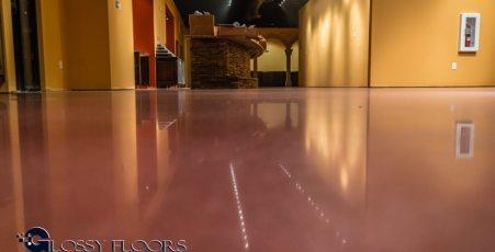 Stained Concrete Gallery Polished Concrete Floors El Matador Restaurant 13