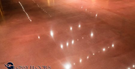 Stained Concrete Gallery Polished Concrete Floors El Matador Restaurant 15