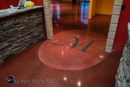 polished concrete design ideas Polished Concrete Design Ideas Polished Concrete Floors El Matador Restaurant 2