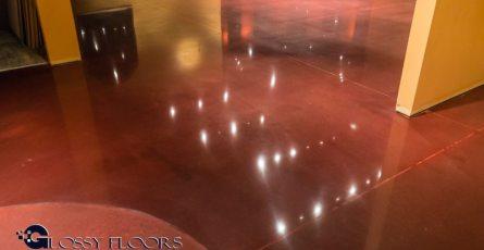 Stained Concrete Gallery Polished Concrete Floors El Matador Restaurant 20