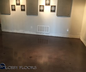 Stained Concrete Gallery Polished Concrete Church Catalyst 22