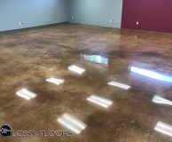 stained polished concrete floors Stained Polished Concrete Floors – Shirt Company Stained Polished Concrete 1