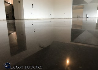 polished concrete Polished Concrete Gallery Stained Polished Concrete 8