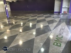 polished concrete design ideas Polished Concrete Design Ideas Polished Concrete Mattress Showroom 74