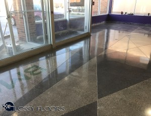 polished concrete Polished Concrete Gallery Polished Concrete Mattress Showroom 85