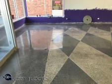polished concrete design ideas Polished Concrete Design Ideas Polished Concrete Mattress Showroom 92