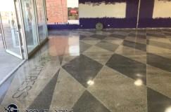 polished concrete Polished Concrete Gallery Polished Concrete Mattress Showroom 93