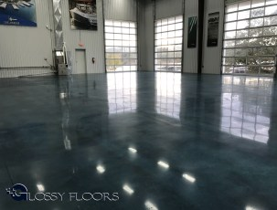 Stained Concrete Gallery Polished Concrete Showroom Floor 12