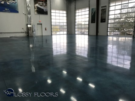 polished concrete price match Polished Concrete Price Match Guarantee Polished Concrete Showroom Floor 12 1024x768