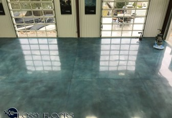 Stained Concrete Gallery Polished Concrete Showroom Floor 15