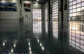 Stained Concrete Gallery Polished Concrete Showroom Floor 17