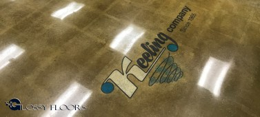 polished concrete design ideas Polished Concrete Design Ideas Polished Concrete Showroom with Logo 18