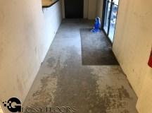 epoxy flakes on a showroom floor Epoxy Flakes On A Showroom Floor Epoxy Flake Floors 14