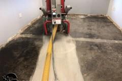 epoxy flakes on a showroom floor Epoxy Flakes On A Showroom Floor Epoxy Flake Floors 22