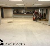 epoxy flakes on a showroom floor Epoxy Flakes On A Showroom Floor Epoxy Flake Floors 32