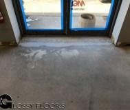 epoxy flakes on a showroom floor Epoxy Flakes On A Showroom Floor Epoxy Flake Floors 48