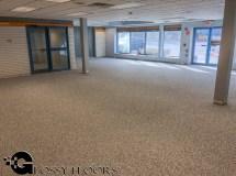 epoxy flakes on a showroom floor Epoxy Flakes On A Showroom Floor Epoxy Flake Floors 58