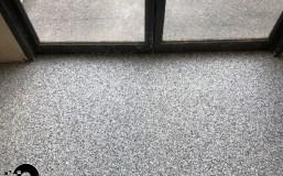 epoxy flakes on a showroom floor Epoxy Flakes On A Showroom Floor Epoxy Flake Floors 60