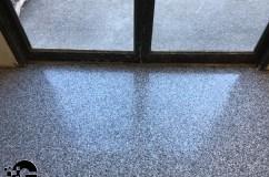 epoxy flakes on a showroom floor Epoxy Flakes On A Showroom Floor Epoxy Flake Floors 73