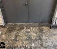 epoxy flakes on a showroom floor Epoxy Flakes On A Showroom Floor Epoxy Flake Floors 8