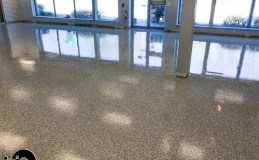 epoxy flakes on a showroom floor Epoxy Flakes On A Showroom Floor Epoxy Flake Floors 80