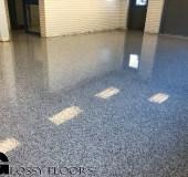 epoxy flakes on a showroom floor Epoxy Flakes On A Showroom Floor Epoxy Flake Floors 85