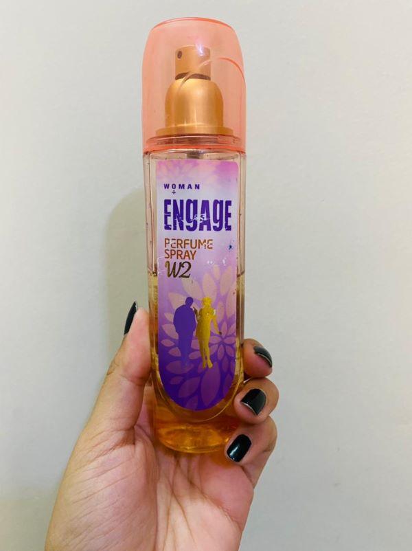 Engage Perfume Spray W2 for Women Orange