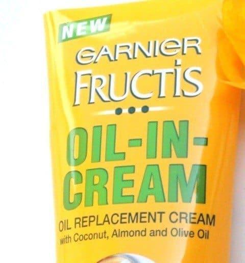 Garnier Fructis Oil in Cream Review
