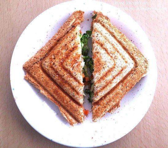 Healthy Sandwich Recipe (2)