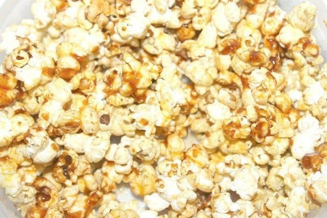 Party Popcorn in 5 Minutes
