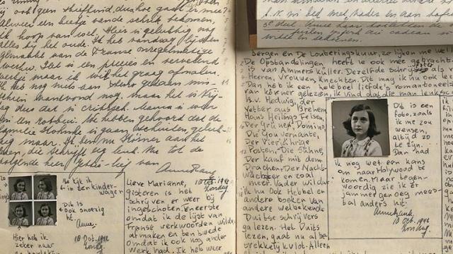Anne Frank Inspiration 4