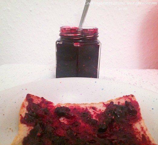 Mixed Berry Jam Recipe 4