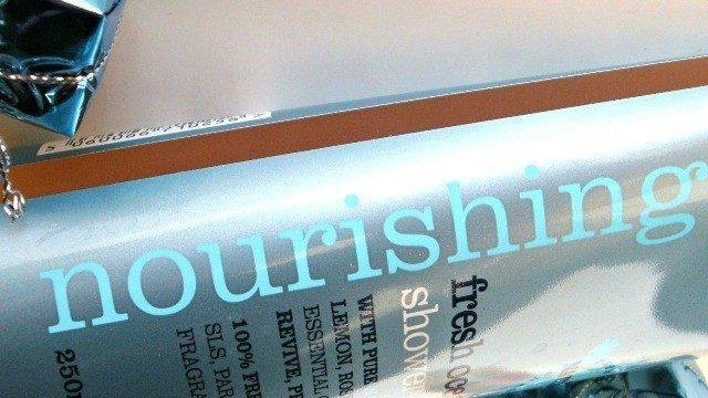 organic surge fresh ocean shower gel review 1