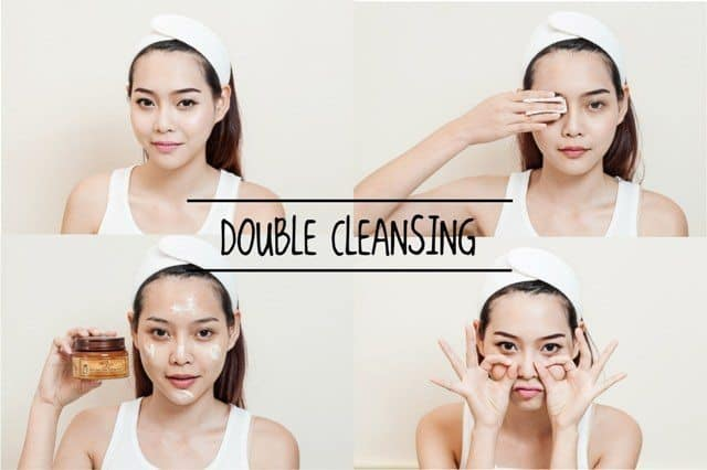 Basics of Double Cleansing 6